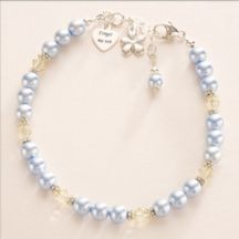 Forget me Not Remembrance Bracelet